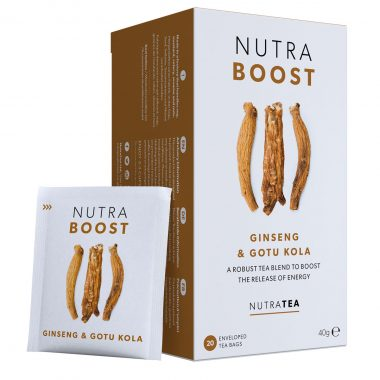 NutraBoost-tea
